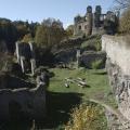 hrad Dívčí Kámen